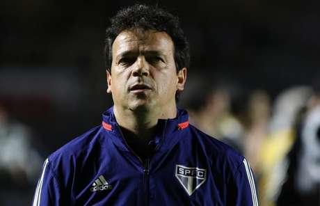 Fernando Diniz será desfalque no Tricolor - FOTO: Rubens Chiri / saopaulofc.net