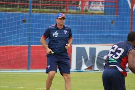 Fortaleza venceu o Santos e garantiu a permanência na elite do futebol nacional (Foto: Reprodução/Fortaleza)