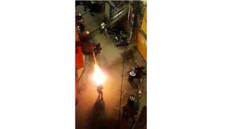 Moradoresdivulgaram vídeos deação policial na região