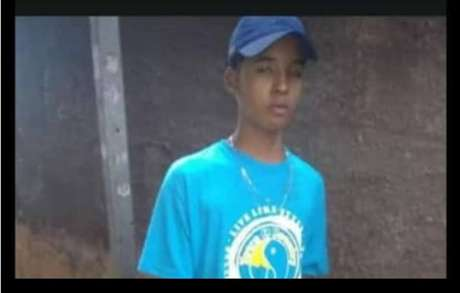 Gustavo Cruz Xavier tinha 14 anos