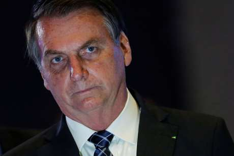 Presidente Jair Bolsonaro durante evento na Caixa, em Brasília 02/12/2019 REUTERS/Adriano Machado