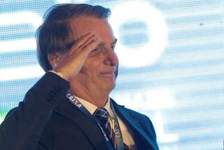 Presidente Jair Bolsonaro durante evento em Brasília 02/12/2019 REUTERS/Adriano Machado