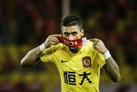 Paulinho é o jogador mais valioso da China (Foto: Divulgação/Confederação Asiática de Futebol)