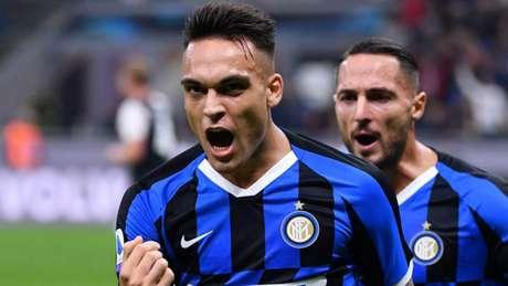 Lautaro chegou à Inter em 2018, vindo do Racing, da Argentina (Foto: AFP)
