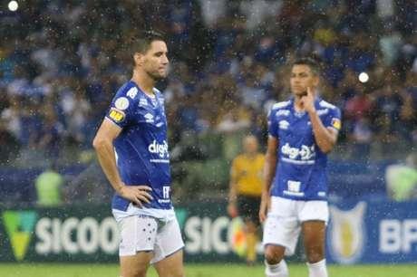Thiago se envolveu em polêmicas na Raposa nos últimos tempos (Foto: Doug Patrício/Fotoarena/Lancepress!)