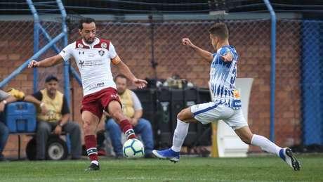 Fluminense empatou com o Avaí no Brasileirão (Foto: Lucas Merçon/Fluminense)