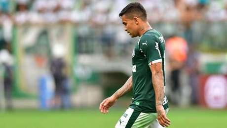 Dudu é a válvula de escape ofensiva do Palmeiras (Eduardo Carmim/Photo Premium/Lancepress!)