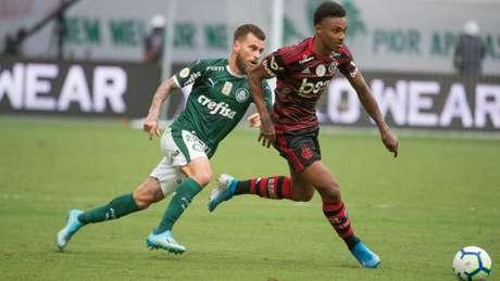 Palmeiras e Flamengo jogaram pela 36ª rodada do Brasileirão (Alexandre Vidal / Flamengo)