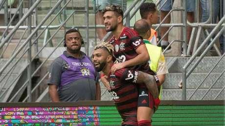 Arrascaeta é uma das armas ofensivas do Flamengo (Alexandre Vidal/Flamengo)