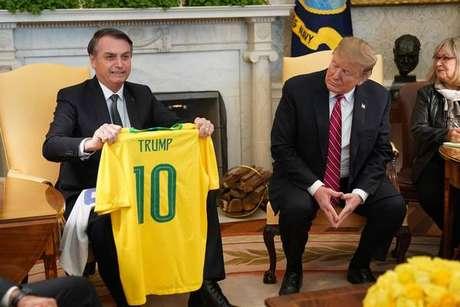 Governo diz que defenderá interesse do Brasil junto aos EUA
