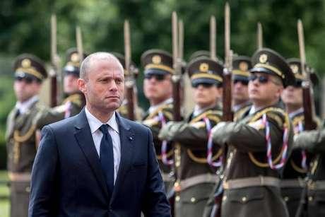 O primeiro-ministro de Malta, Joseph Muscat, prometeu deixar o poder depois de 12 de janeiro
