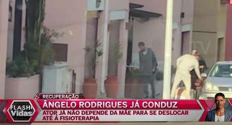 Ator português participou de séries brasileiras no GNT e no Sony