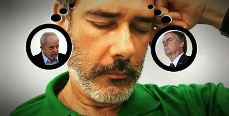 Bonner não parece preocupado com a ira de Lula e Bolsonaro contra o 'JN'