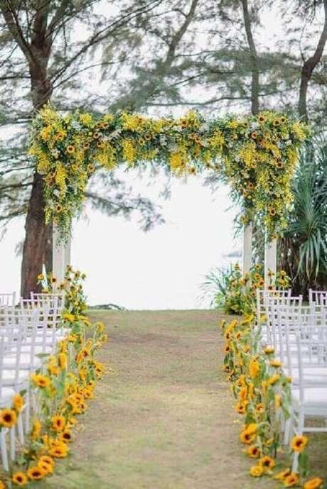 2. Saiba como planejar a sua cerimônia de casamento e não deixe nenhum detalhe de fora – Foto: Wedding Forward