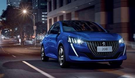 Novo Peugeot 208: fabricação na Argentina.