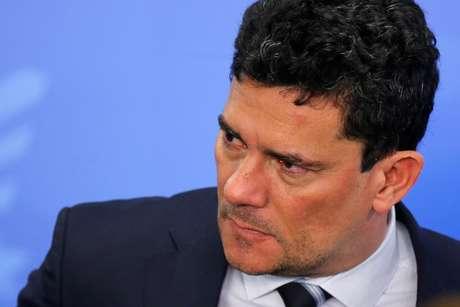 Ministro Sergio Moro 26/09/2019 REUTERS/Adriano Machado