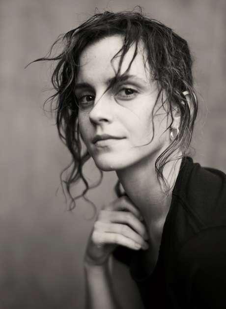 Atriz Emma Watson fotografada para o calendário Pirelli 2020 03/12/2019 Calendário Pirell por Paolo Roversi/Divulgação via REUTERS