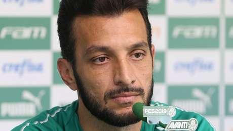Edu Dracena decidiu se aposentar ao fim da temporada no Palmeiras (Foto: Agência Palmeiras/Divulgação)