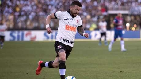 Rossi está fora do confronto em Salvador (Foto: Delmiro Junior/Photo Premium/Lancepress!)