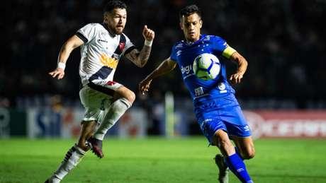 O Cruzeiro lutou, mas a fase dentro de campo não é boa e o desempenho continua muito ruim-(Bruno Haddad/Cruzeiro)