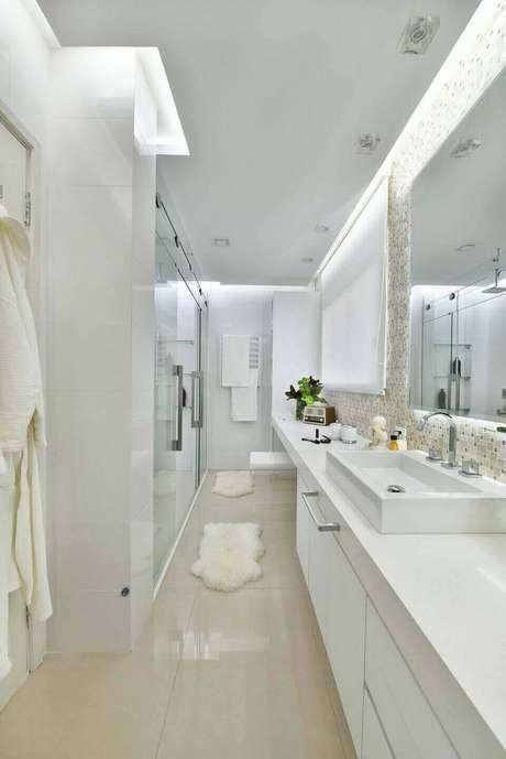 19. A torneira para pia de banheiro pode ser simétrica. Projeto de Tetriz Arqyit