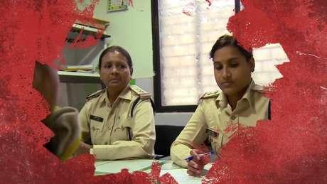 Muitas meninas e mulheres dizem que ainda sofrem humilhação nas delegacias de polícia quando relatam violência sexual