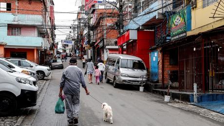 Distrito onde Paraisópolis está inserida não tem bibliotecas, cinemas ou parques públicos