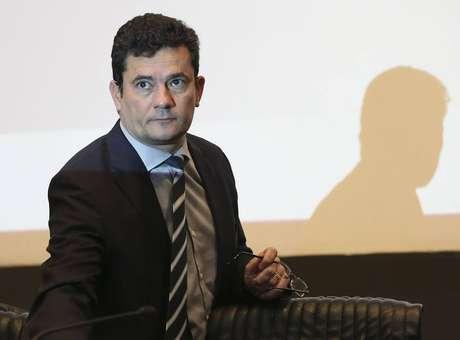 O ministro da Justiça e Segurança Pública, Sérgio Moro