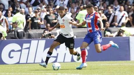 No primeiro turno, o Bahia venceu o Vasco em São Januário (Foto: Paulo Sergio/Agencia F8/Lancepress!)