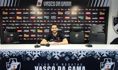Eduardo Sá, diretor do programa de sócios do Vasco.