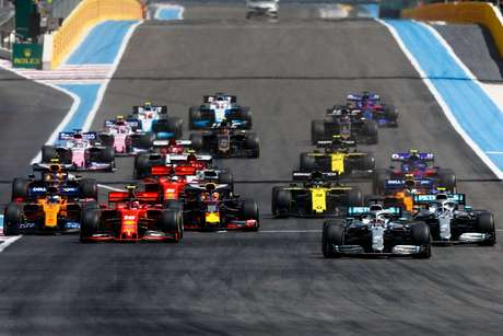 Foto: Fórmula 1/ Twitter