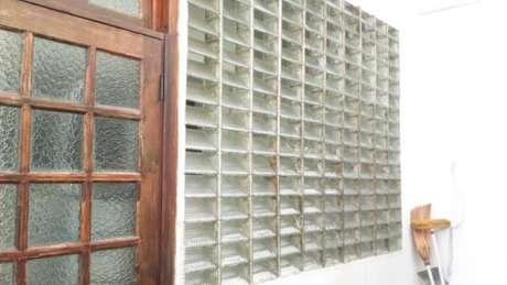 5. Modelo de tijolo de vidro vazado