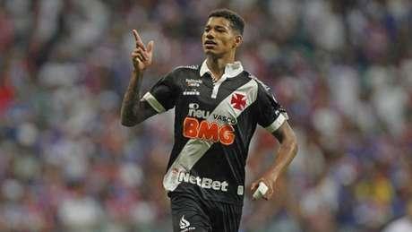 Marrony foi o autor do gol de empate do Vasco (Foto: Divulgação/Vasco)