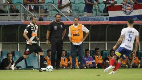 Luxemburgo: 'Importante este ano era o Vasco continuar na primeira divisão' (Foto: Rafael Ribeiro/Vasco)
