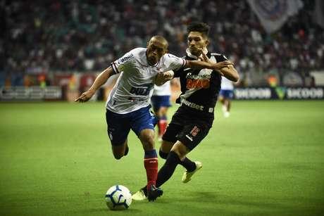 Bahia e Vasco empatam na Fonte Nova.