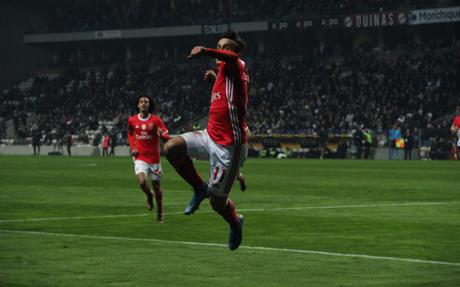 O Benfica vive grande momento em Portugal (Foto: Divulgação/Benfica)