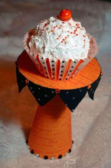2. A reciclagem com CD também pode render itens para decorar a sua festa. Fonte: Pinterest