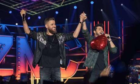 Zé Neto & Cristiano estão entre os mais ouvidos do Spotfy 2019