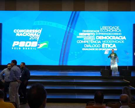 Congresso Nacional do PSDB 2019 ocorre neste final de semana em Brasília