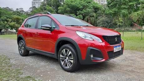 Peugeot 2008: desvalorização média de 6,02%, segundo o KBB Brasil.