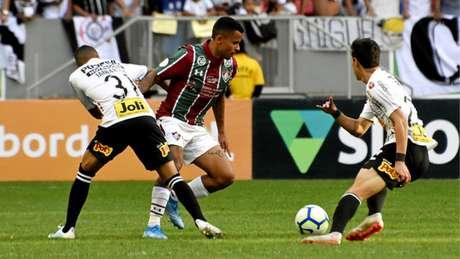 No último confronto entre as equipes, o Fluminense levou a melhor: 1 a 0 (MAILSON SANTANA/FLUMINENSE FC)