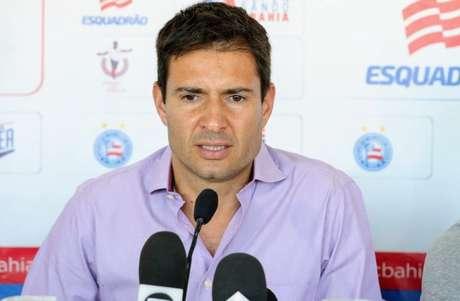 Diego Cerri é o favorito para assumir o cargo de diretor de futebol do Palmeiras (Foto: Divulgação/Bahia)