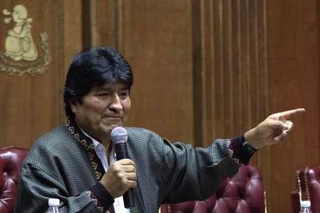 Morales deixa o México e viaja a Cuba para consulta médica