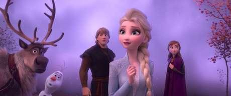 Frozen 2 chega aos cinemas brasileiros somente no dia 2 de janeiro