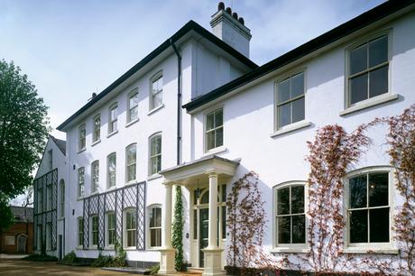 Darwin realizou muitos de seus experimentos na Down House, sua casa no condado de Kent, a cerca de uma hora de Londres