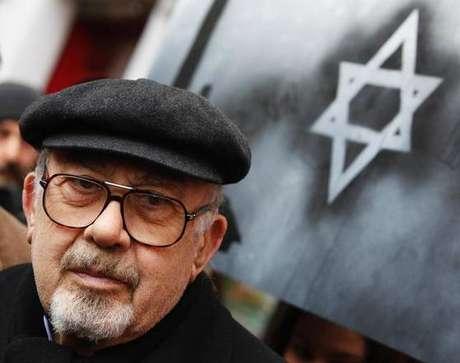 Sobrevivente de Auschwitz, Piero Terracina morre na Itália