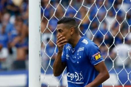 O Cruzeiro foi rebaixado para a segunda divisão neste domingo (Foto: Felipe Correia/Photo Premium/Lancepress!)