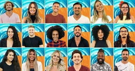 Participantes do BBB19: a edição com recorde negativo de audiência acendeu a luz amarela na Globo