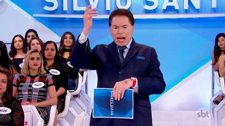 Silvio Santos.