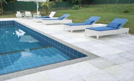 5. A pedra para piscina fria representa uma categoria. Foto: ConstruindoDECOR
